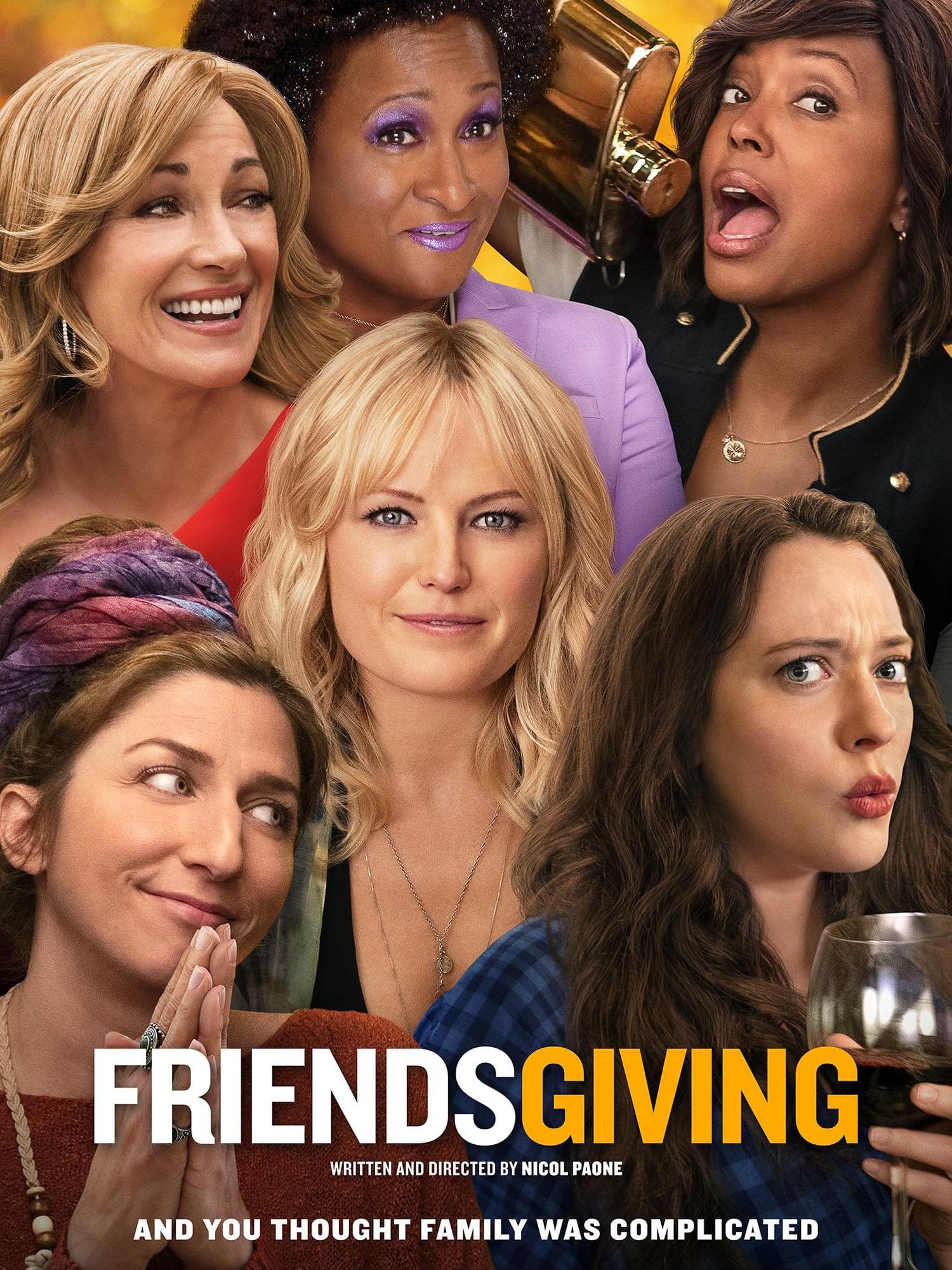 Friendsgiving - Film (2020)
