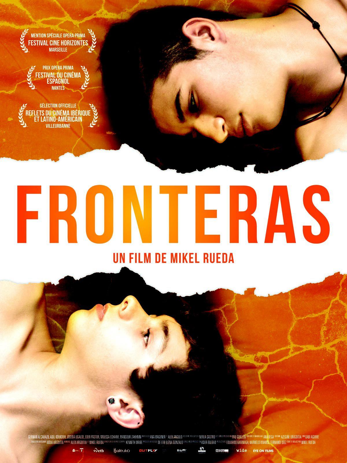 Fronteras - Film (2016)