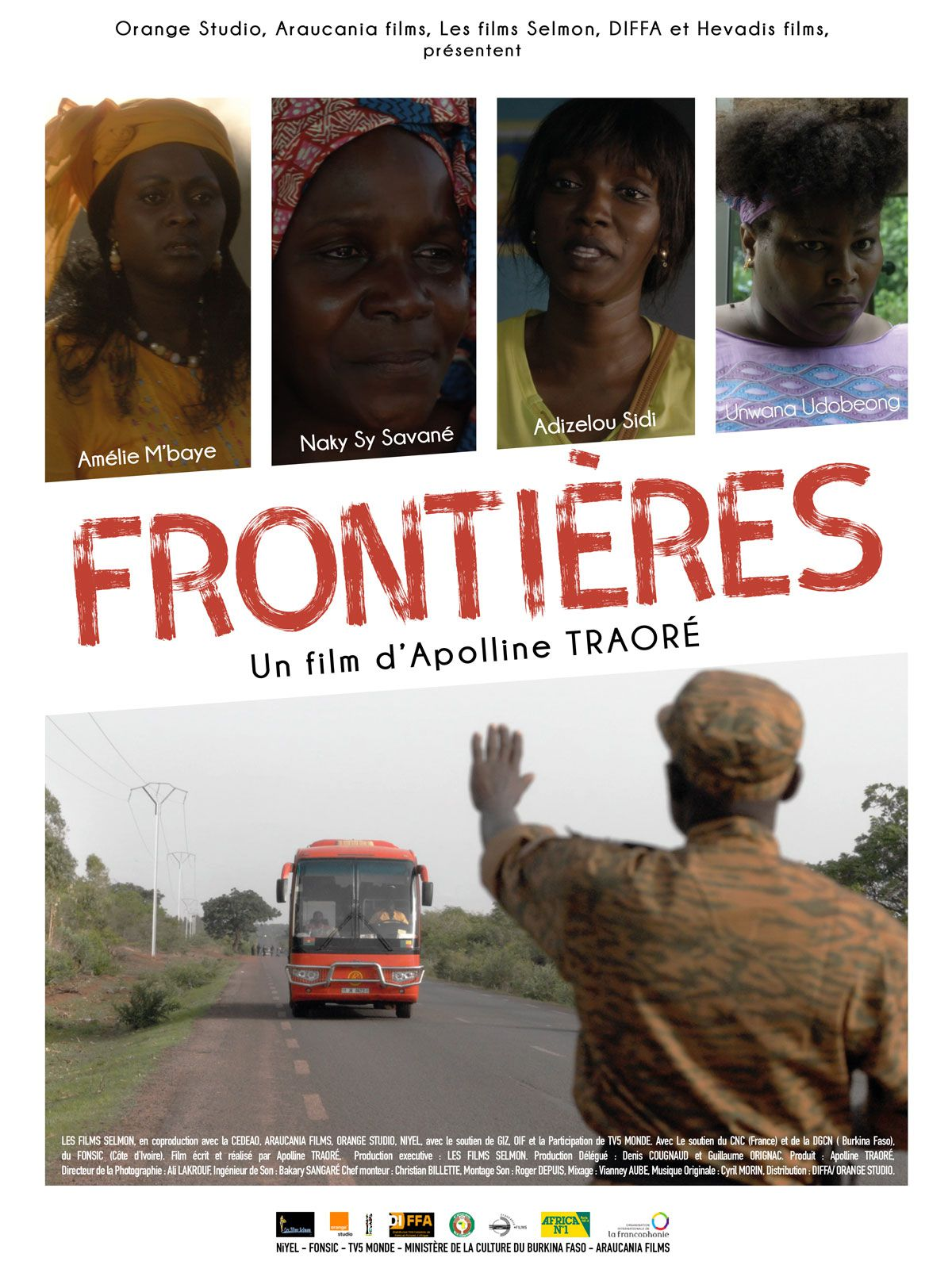 Frontières - Film (2018)