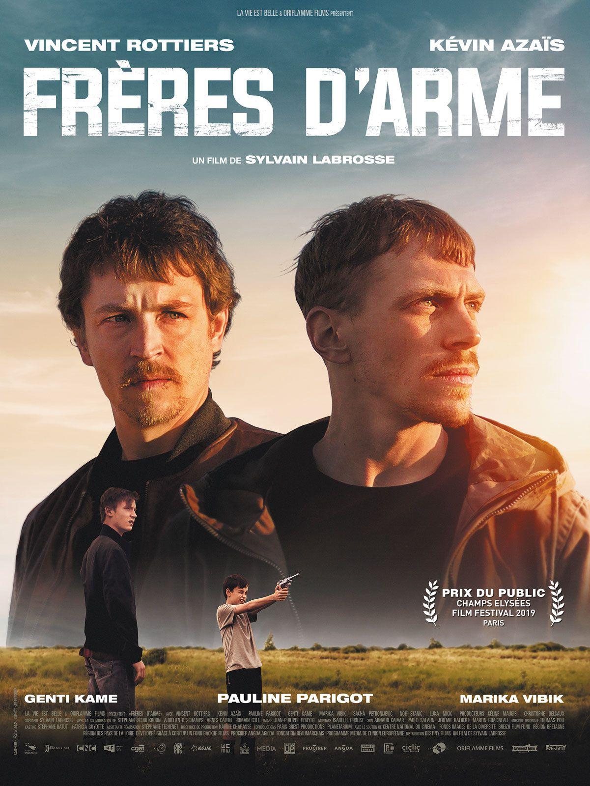 Frères d'arme - Film (2020)
