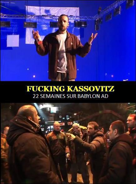 Fucking Kassovitz - Documentaire (2011)