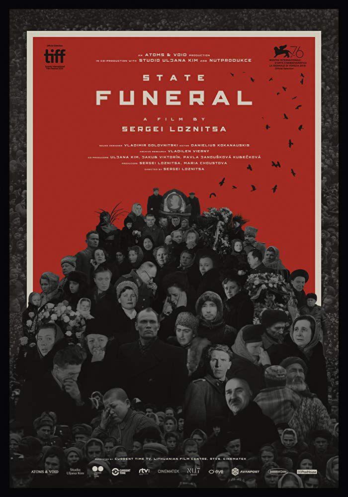 Funérailles d'État - Documentaire (2020)