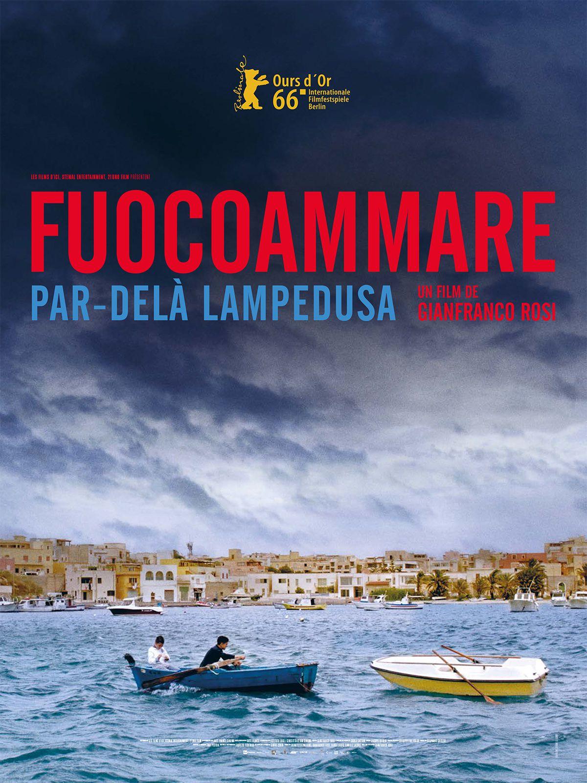 Fuocoammare, par-delà Lampedusa - Documentaire (2016)