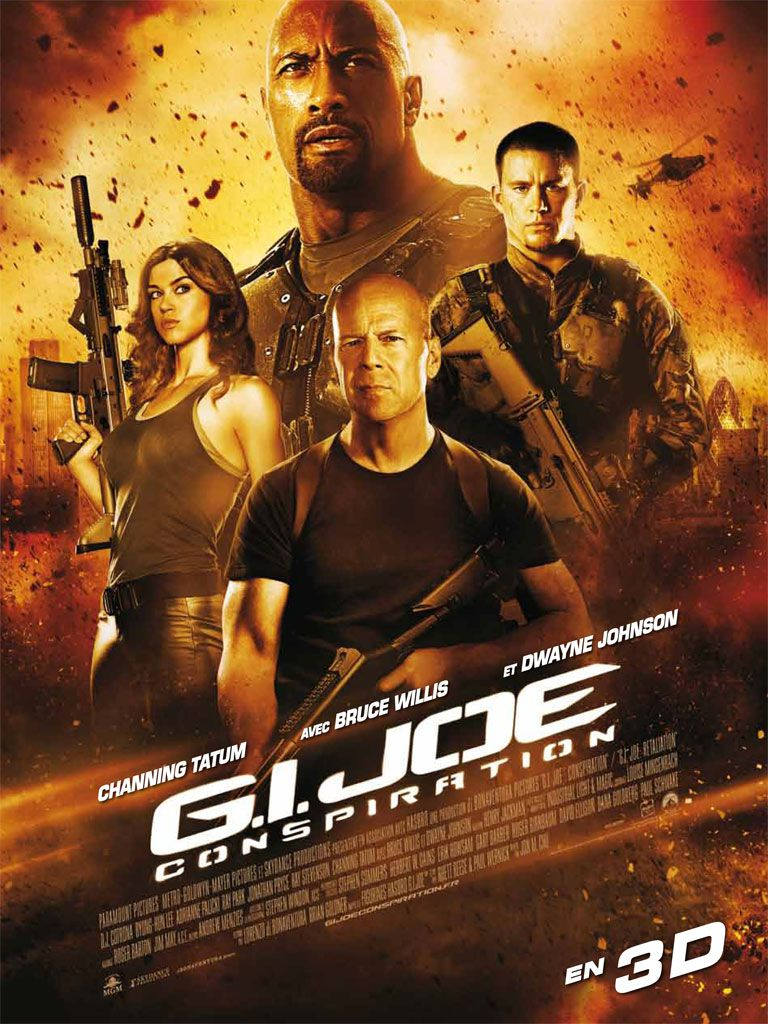 G.I. Joe : Conspiration - Film (2013)