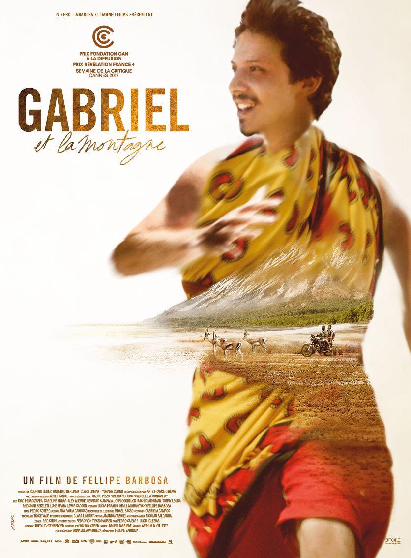 Gabriel et la montagne - Film (2017)