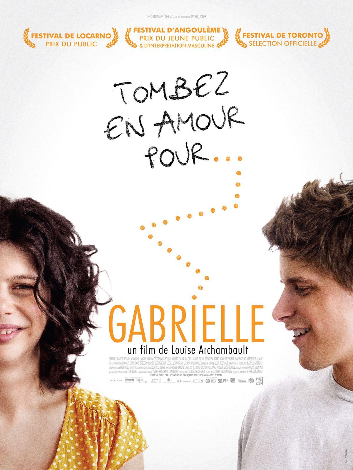 Gabrielle - Film (2013)