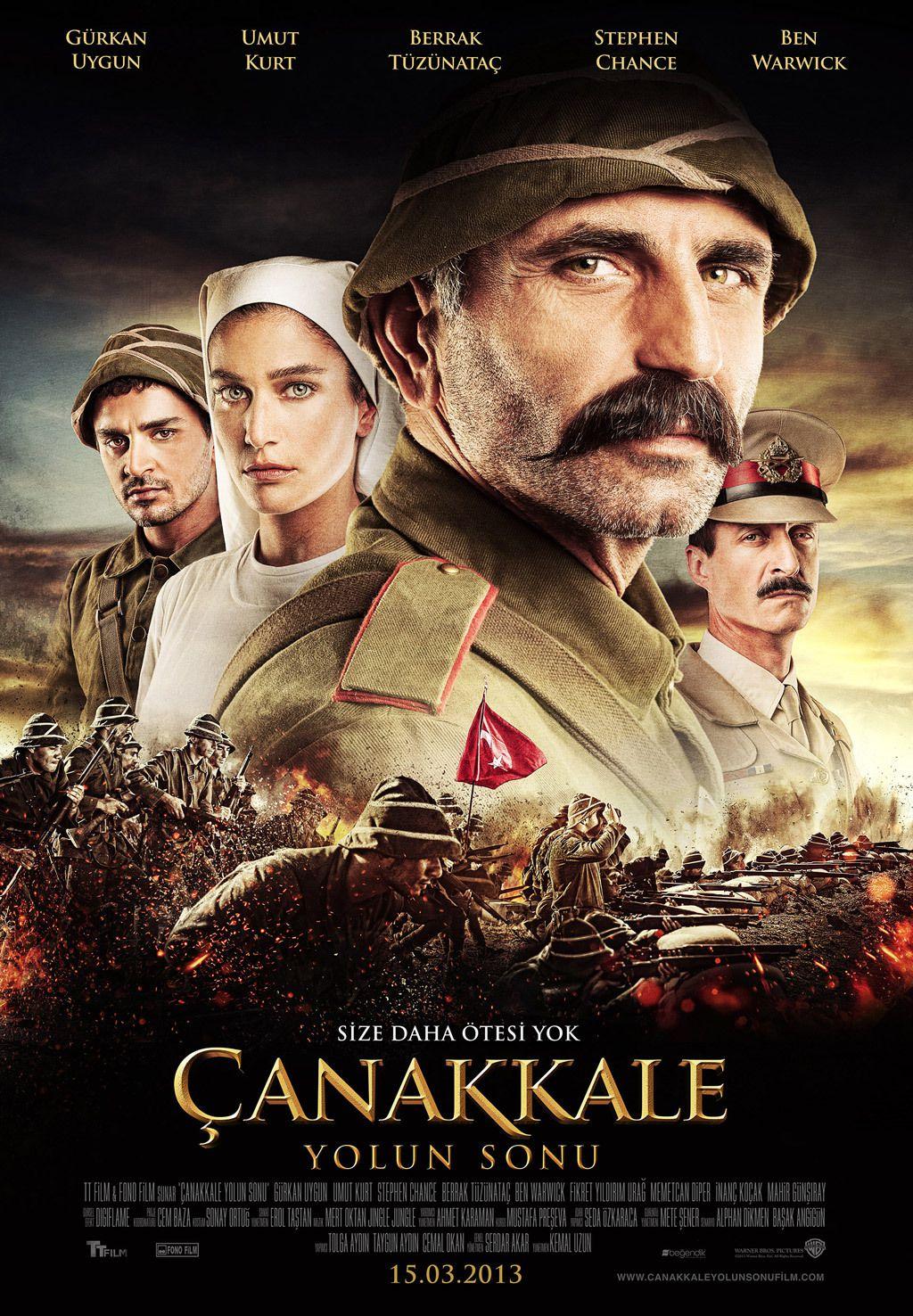 Gallipoli - La bataille des Dardanelles - Film (2013)