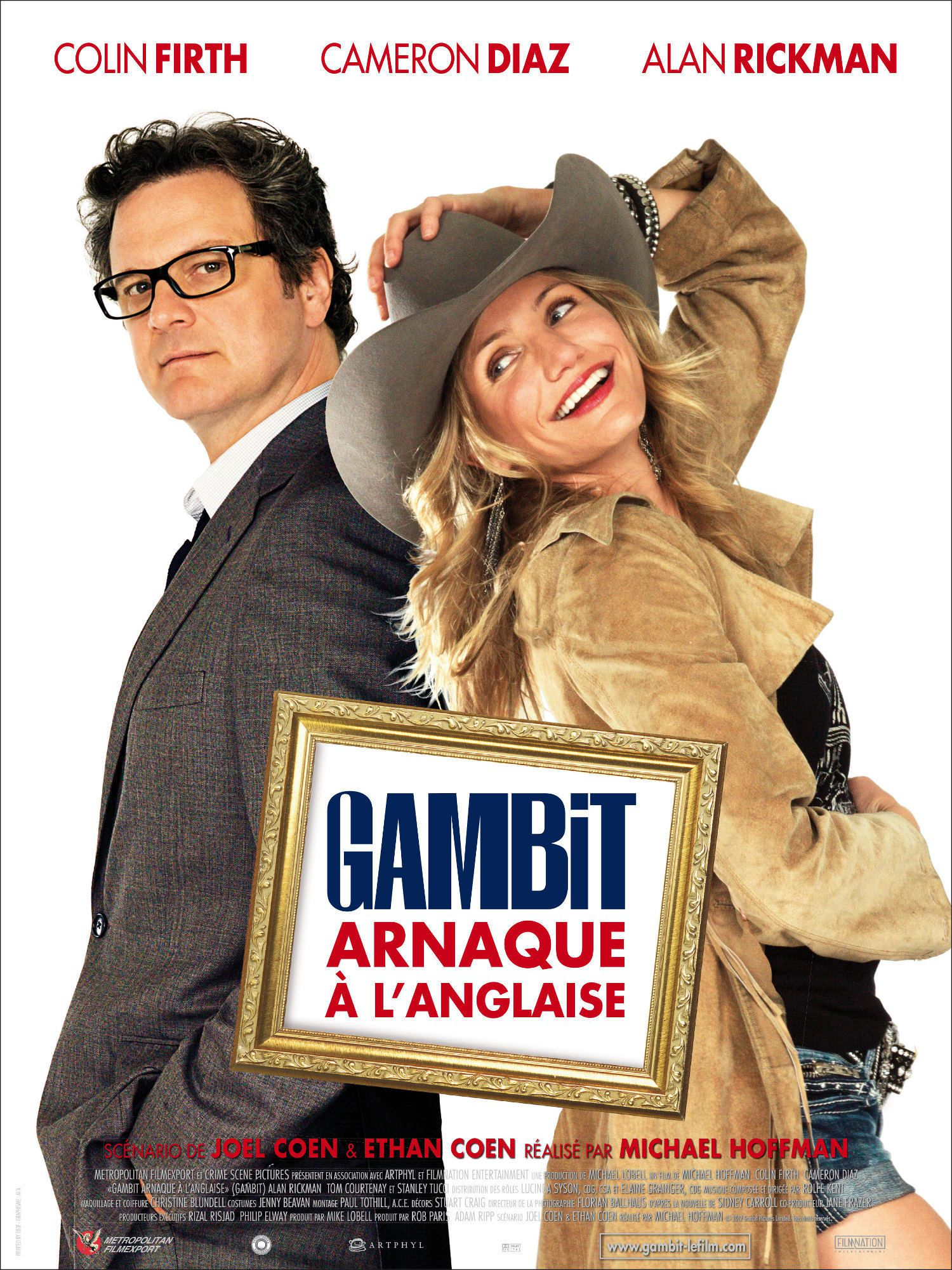 Gambit : Arnaque à l'anglaise - Film (2013)