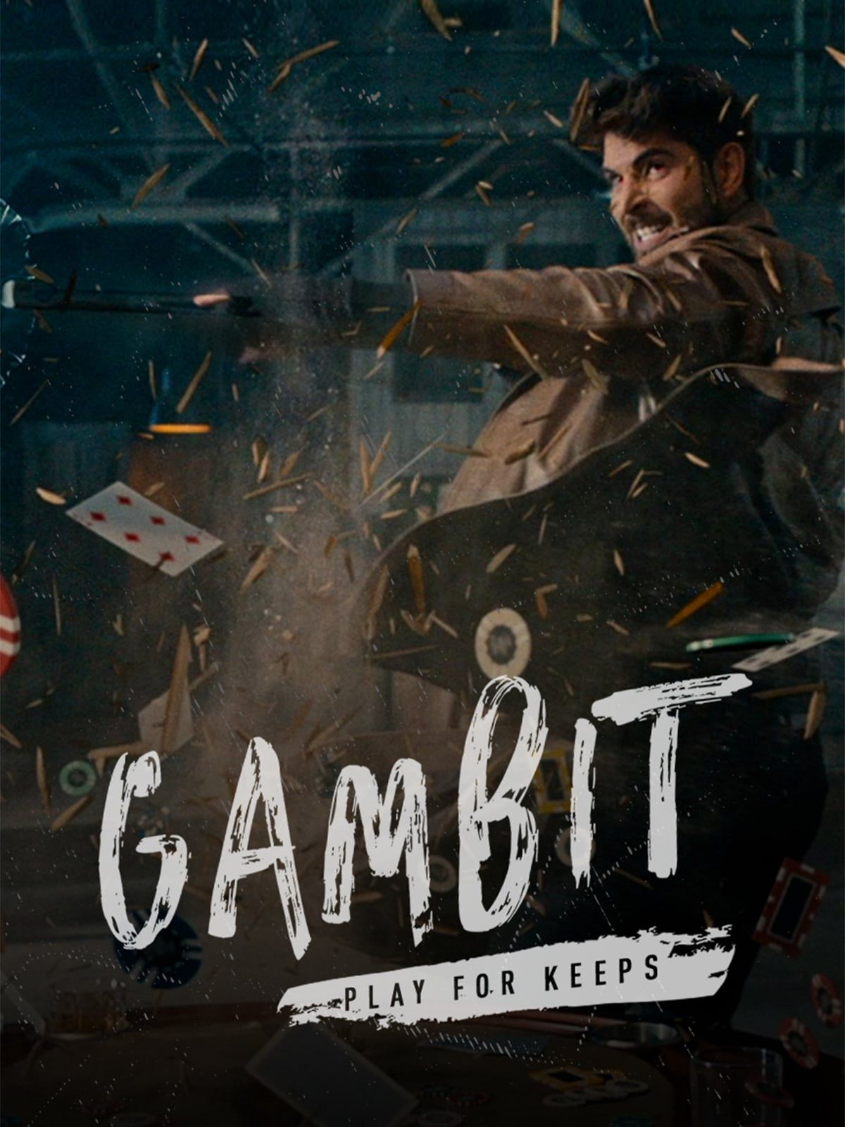 Gambit: Playing for Keeps - Film (2020)