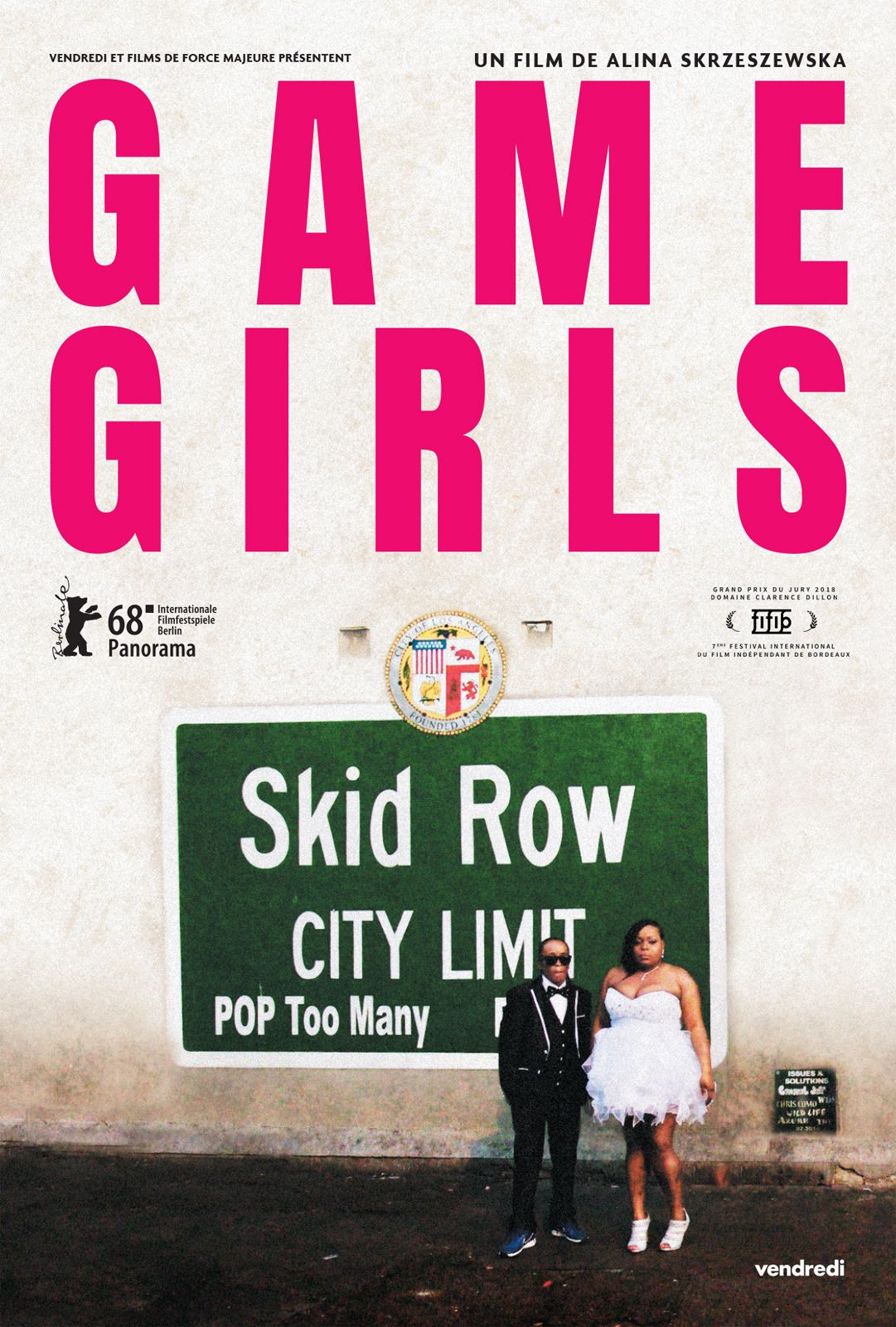 Game Girls - Documentaire (2018)