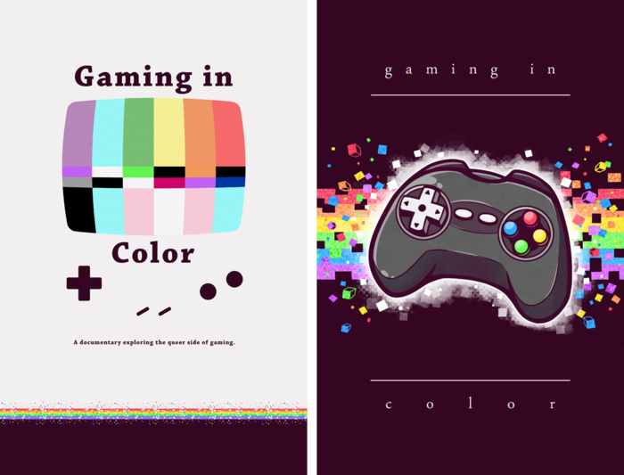 Gaming in Color - Documentaire (2014)