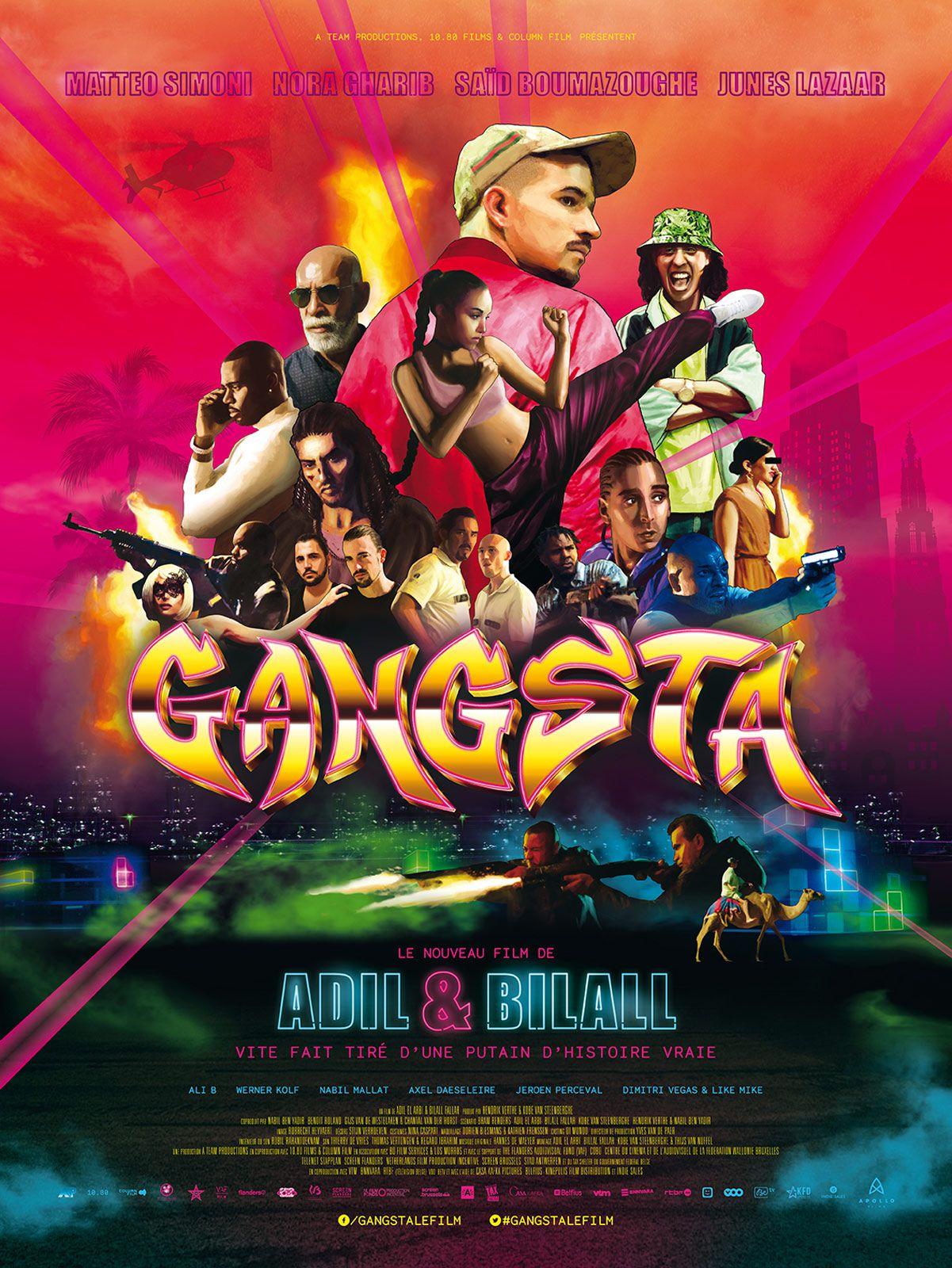 Gangsta - Film (2018)