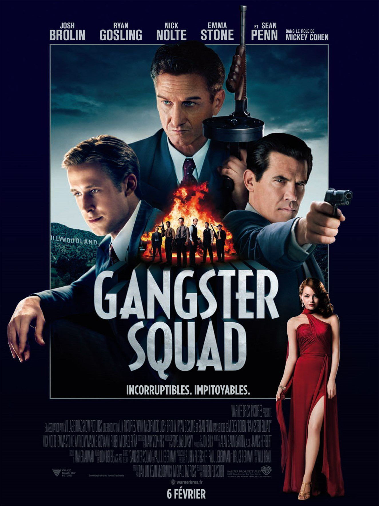 Gangster Squad - Film (2013)