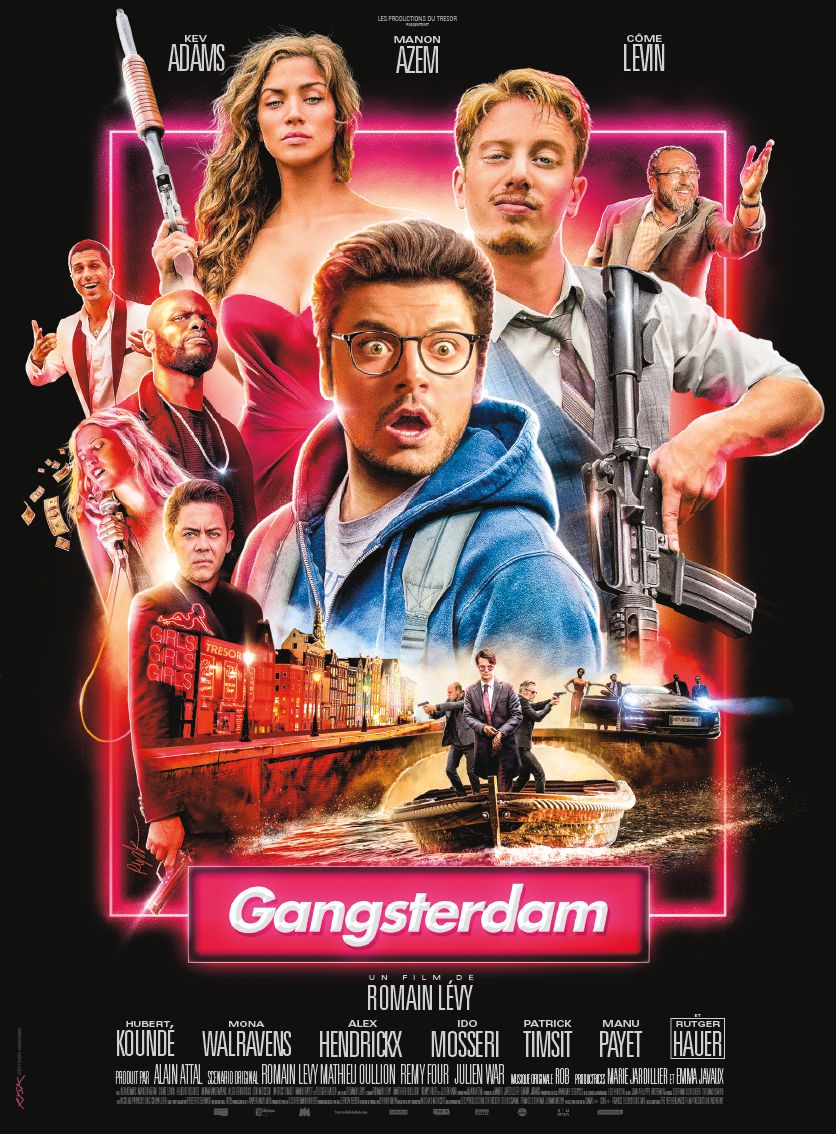 Gangsterdam - Film (2017)