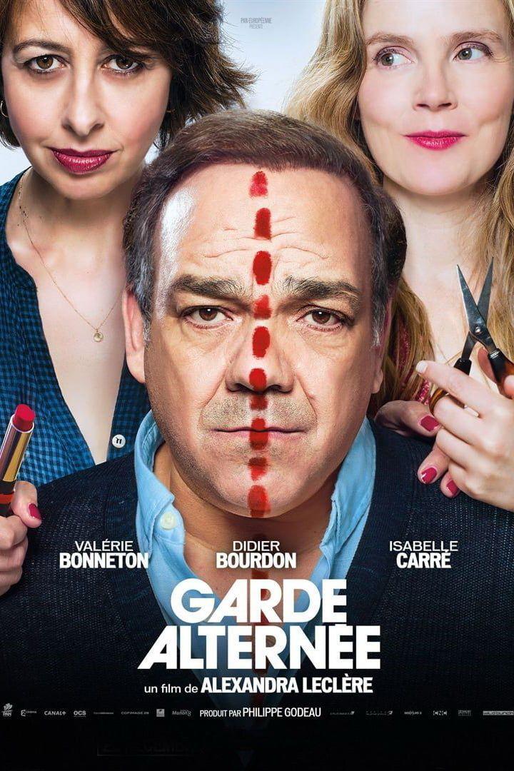 Garde alternée - Film (2017)