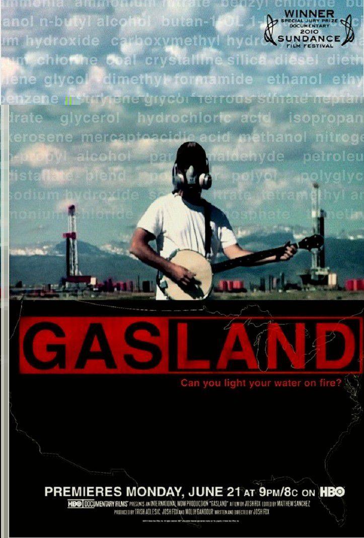 GasLand - Documentaire (2011)