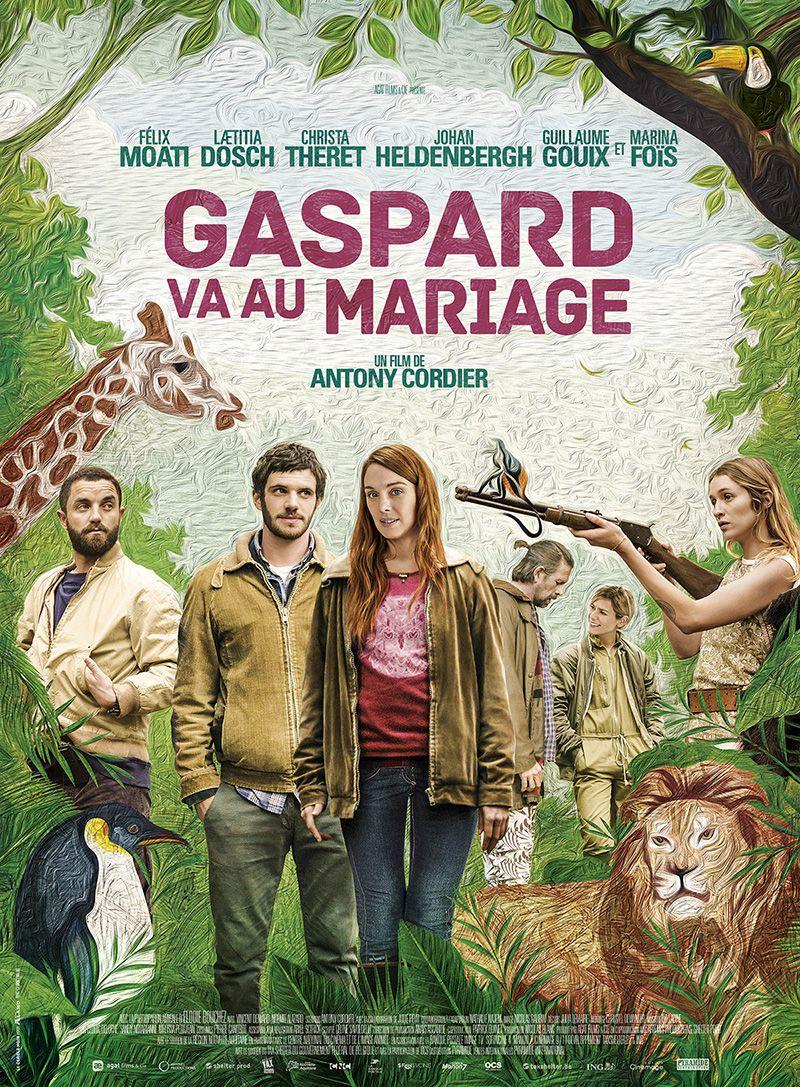 Gaspard va au mariage - Film (2018)