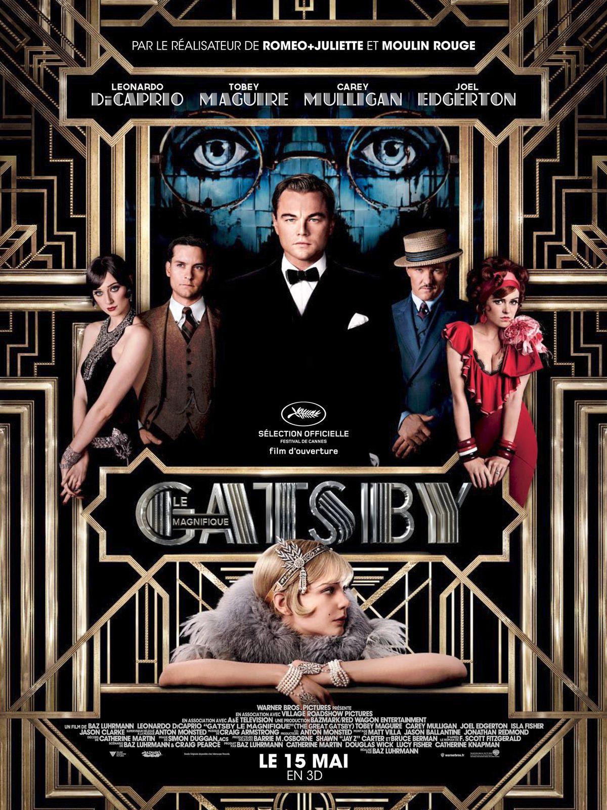 Gatsby le magnifique - Film (2013)