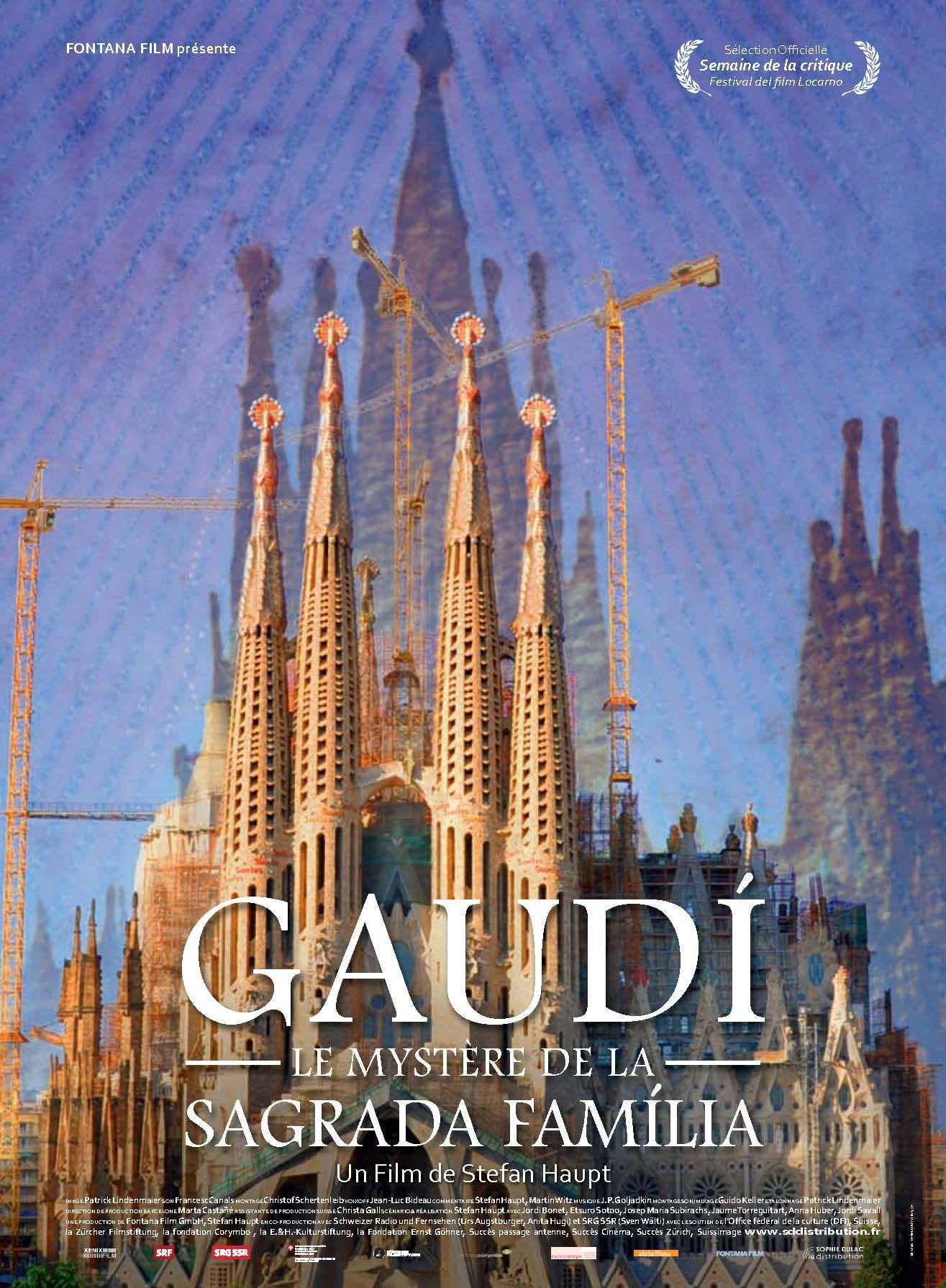 Gaudi, Le Mystère de la Sagrada Familia - Documentaire (2014)