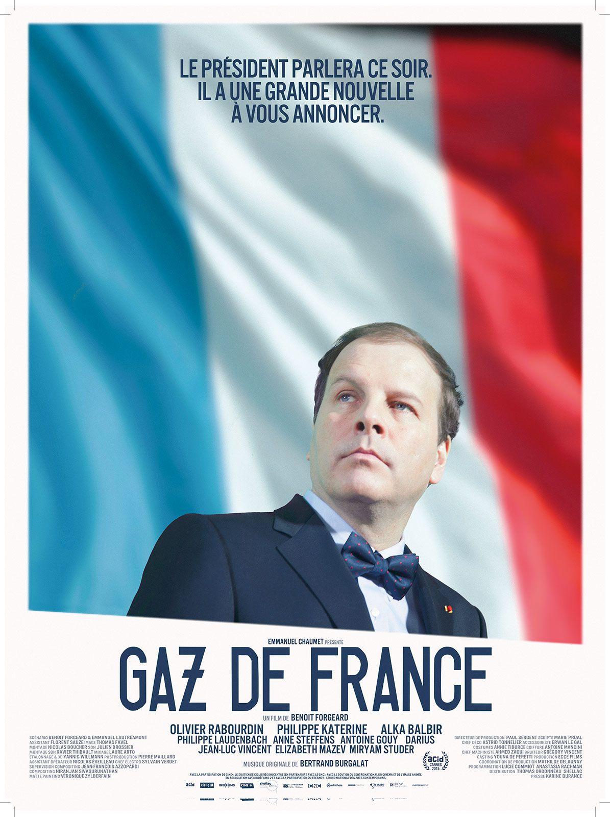 Gaz de France - Film (2016)