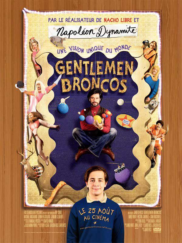 Gentlemen Broncos - Film (2010)