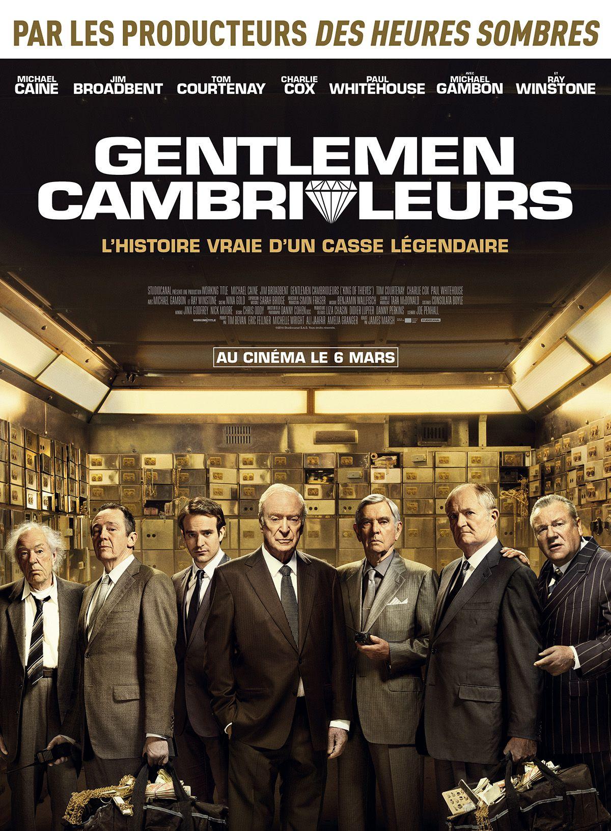 Gentlemen cambrioleurs - Film (2019)