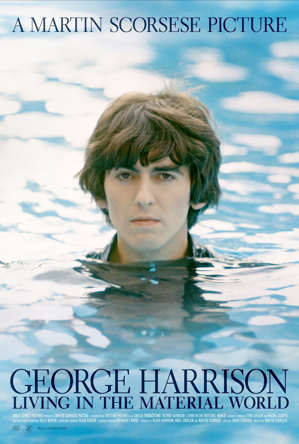 George Harrison: Living in the Material World - Documentaire (2011)