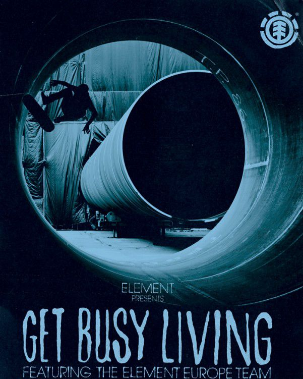 Get Busy Living - Documentaire (2010)