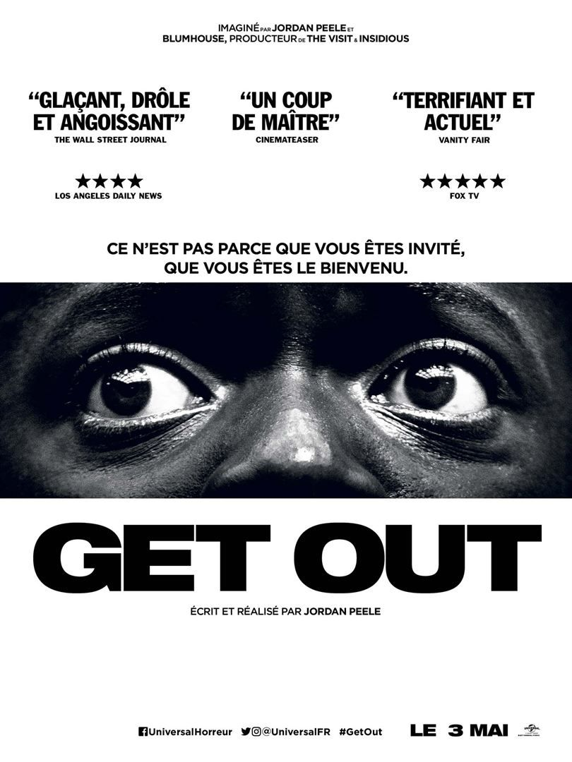 Get Out - Film (2017)