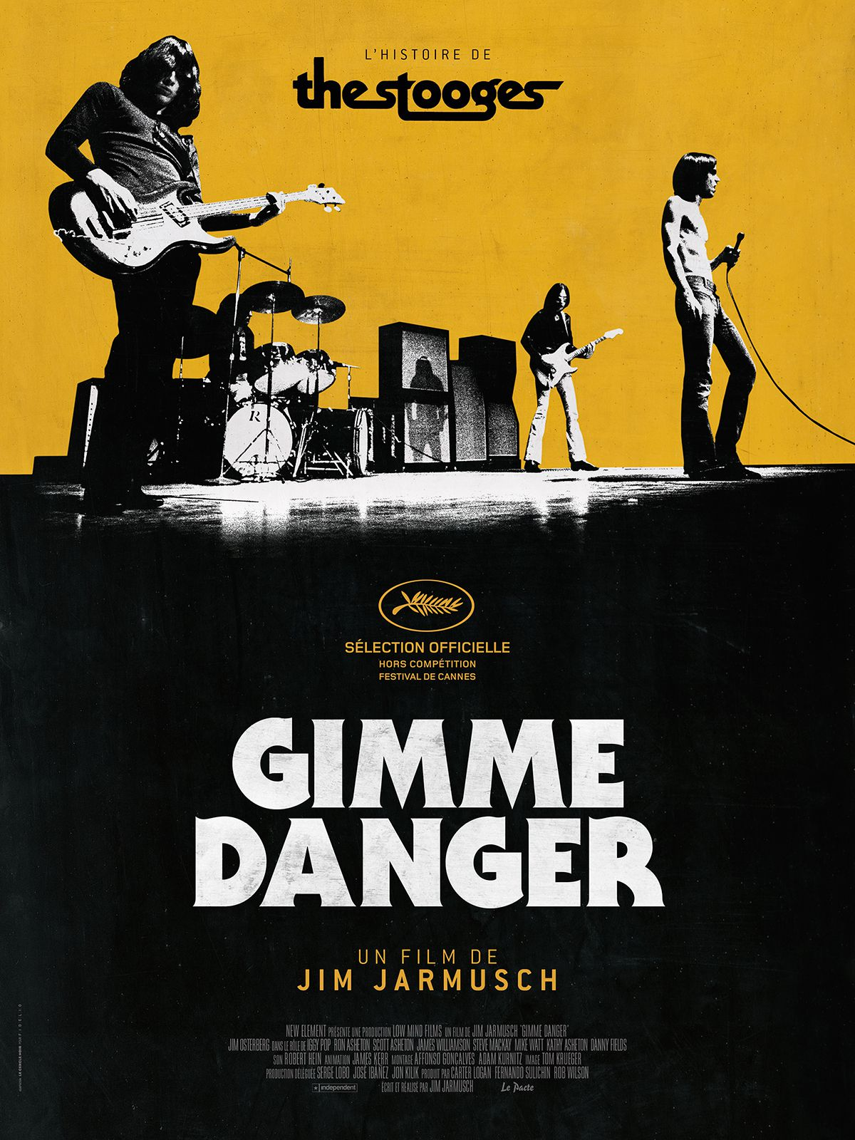 Gimme Danger - Documentaire (2017)
