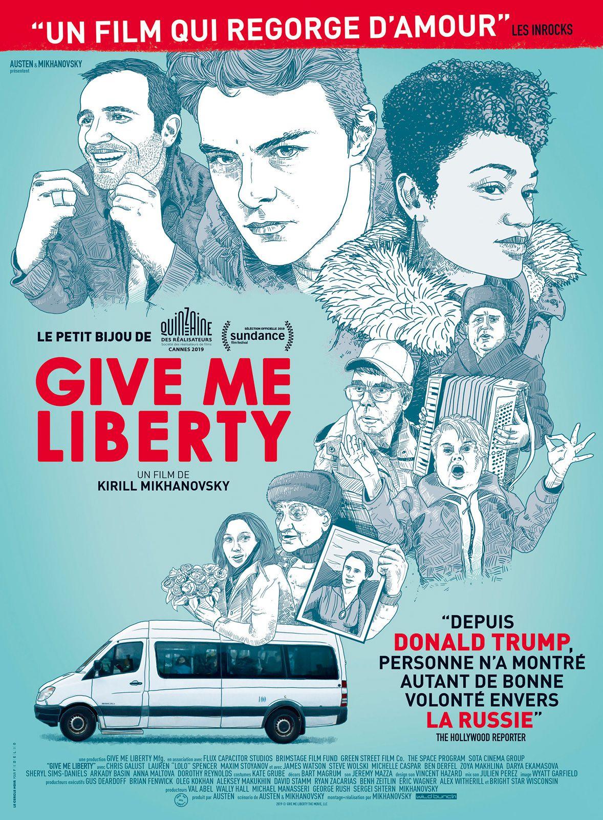 Give Me Liberty - Film (2019)