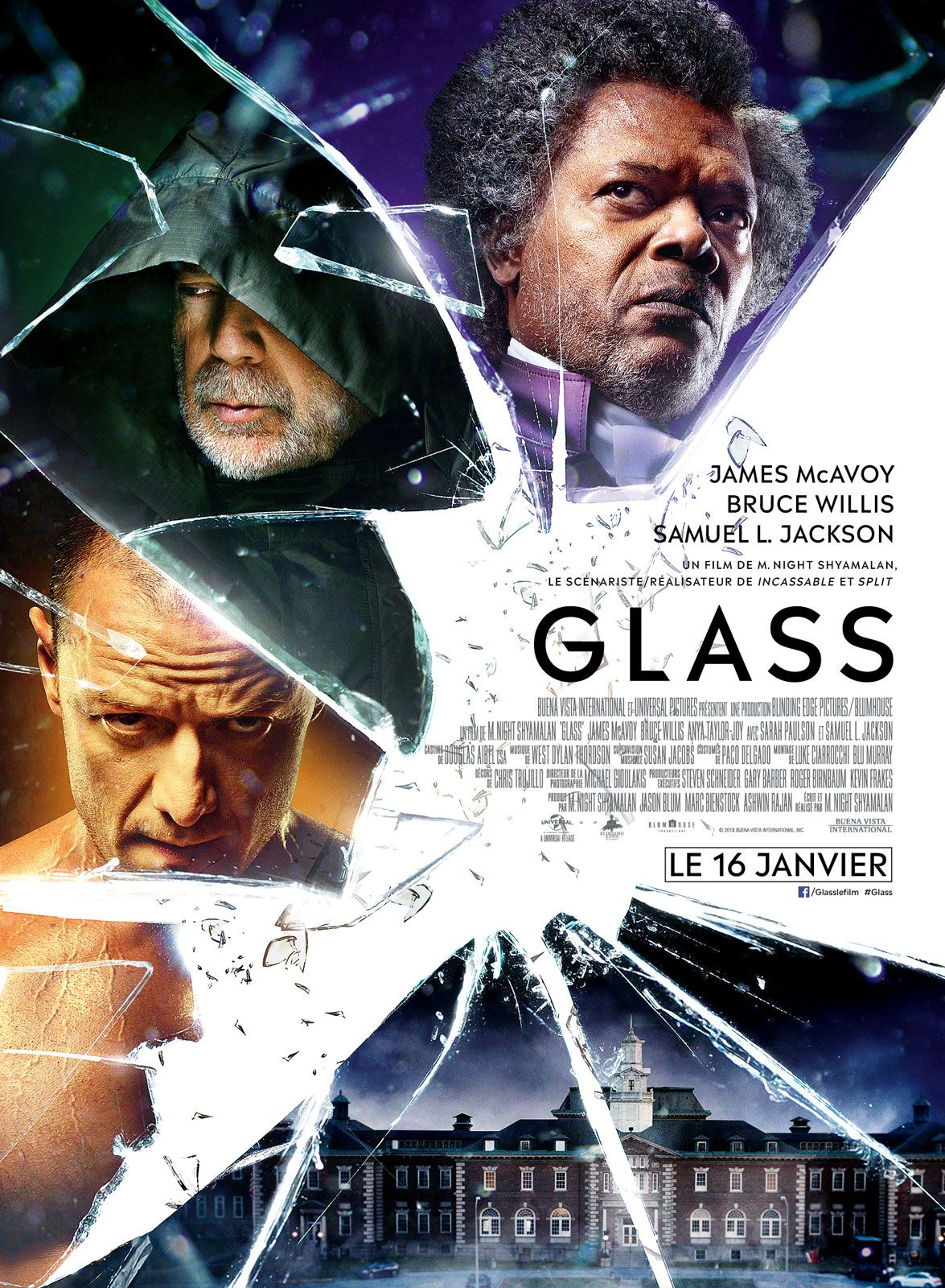 Glass - Film (2019)
