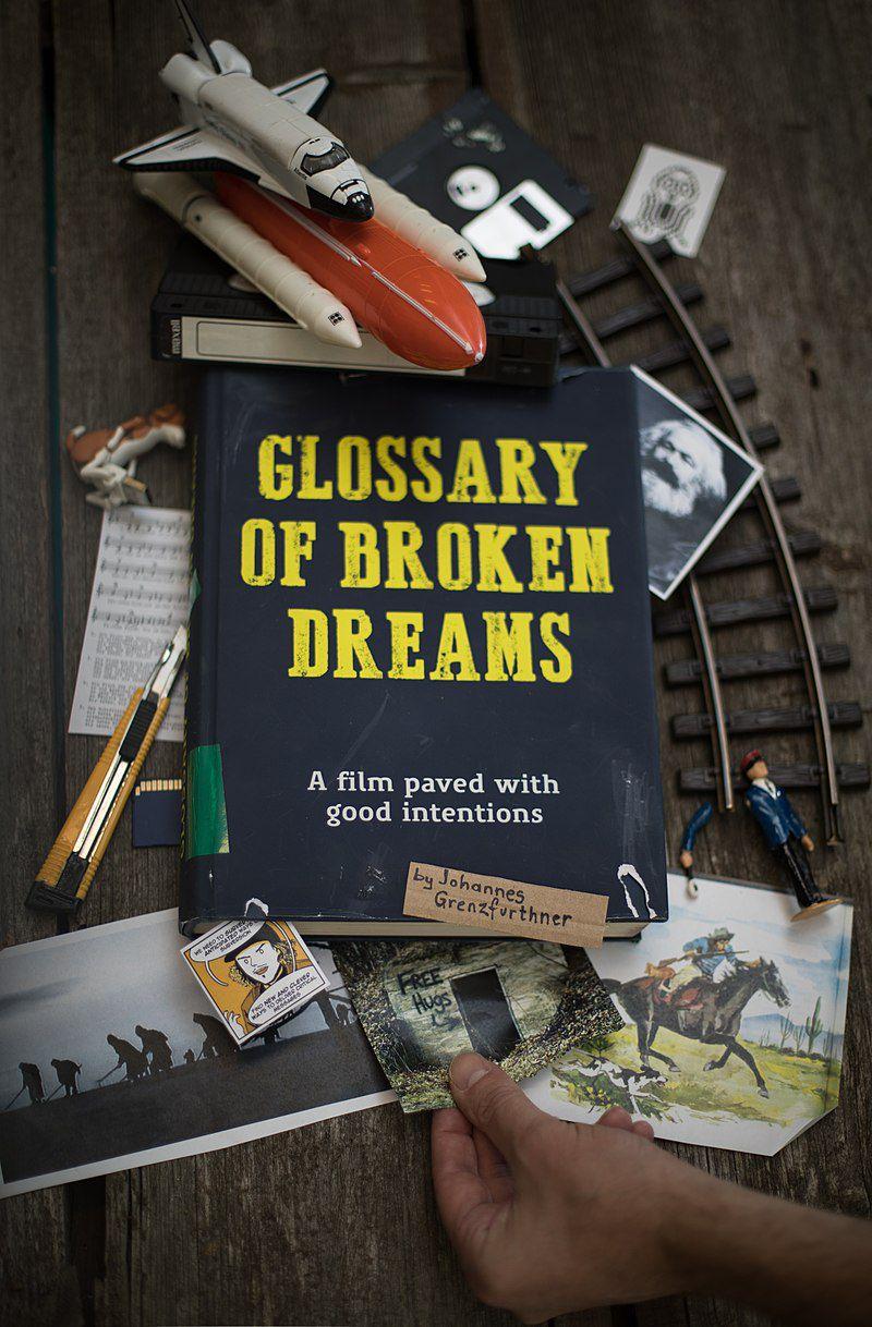 Glossary Of Broken Dreams - Film (2018)