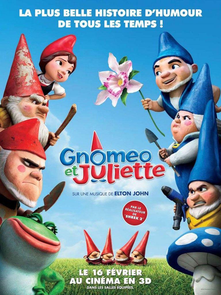 Gnomeo et Juliette - Long-métrage d'animation (2011)