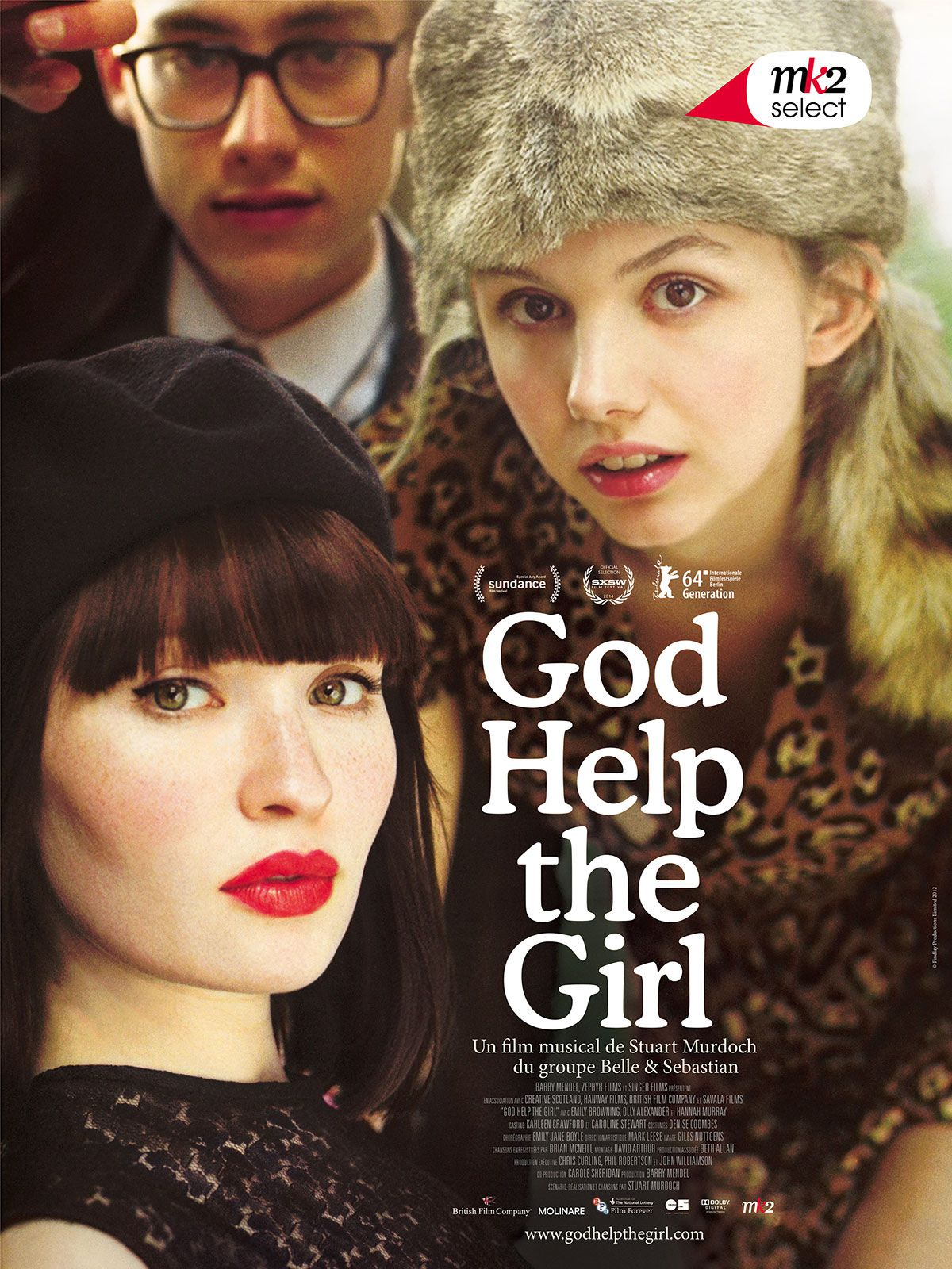 God Help the Girl - Film (2014)