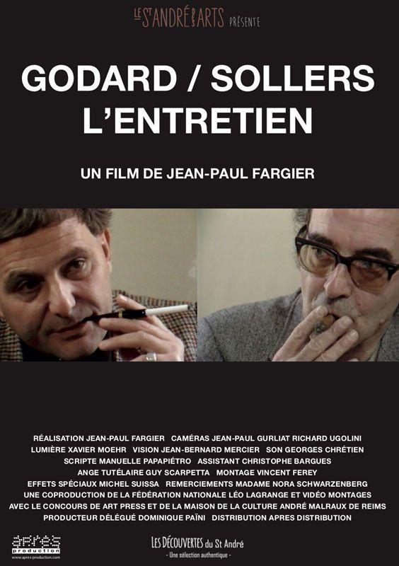 Godard/Sollers: L'entretien - Documentaire (1984)