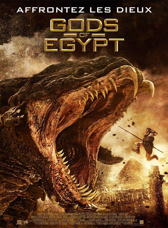 Gods of Egypt - Film (2016)