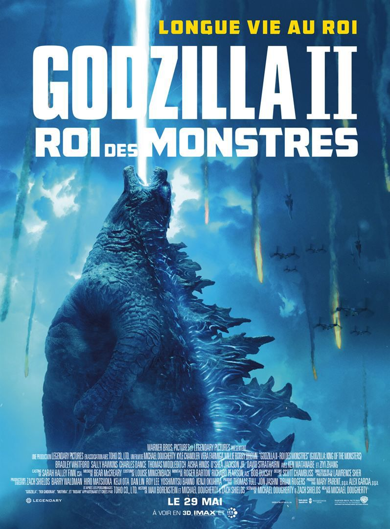 Godzilla II : Roi des monstres - Film (2019)