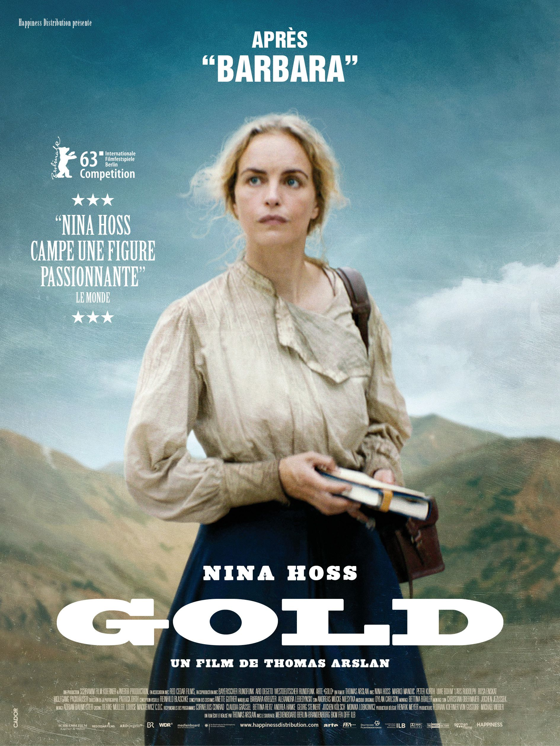Gold - Film (2013)