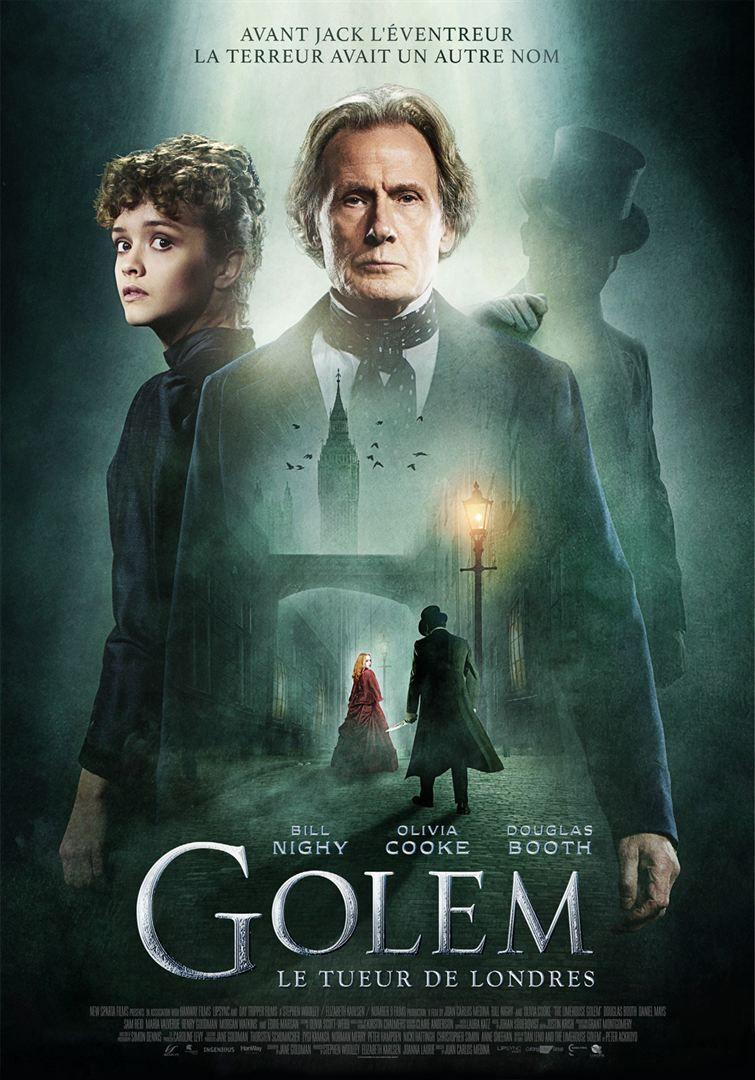 Golem, le tueur de Londres - Film (2018)