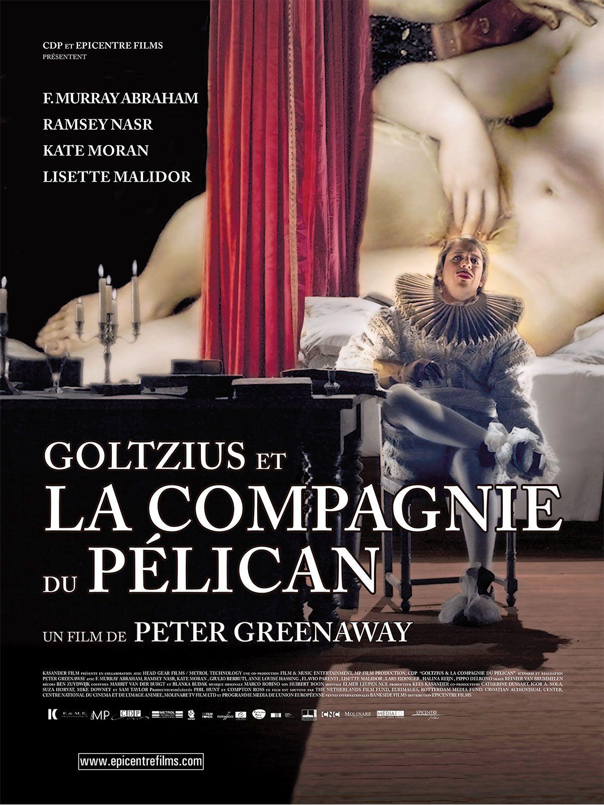 Goltzius et la Compagnie du Pélican - Film (2014)