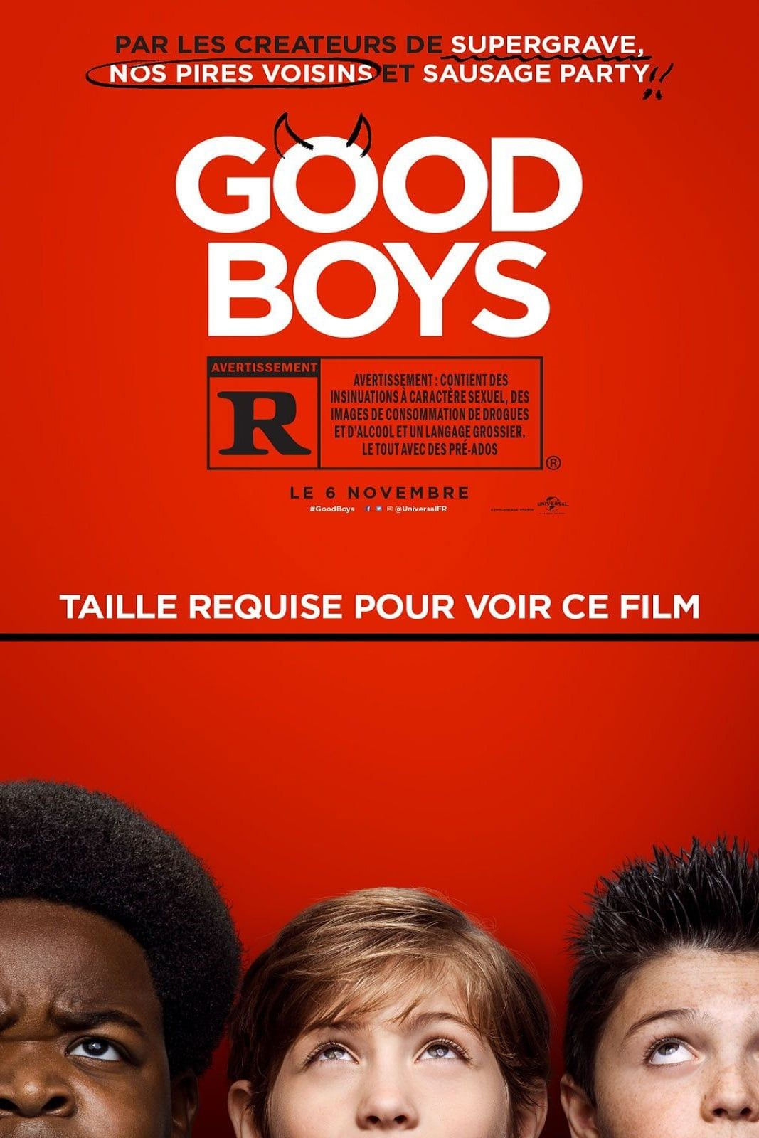 Good Boys - Film (2019)