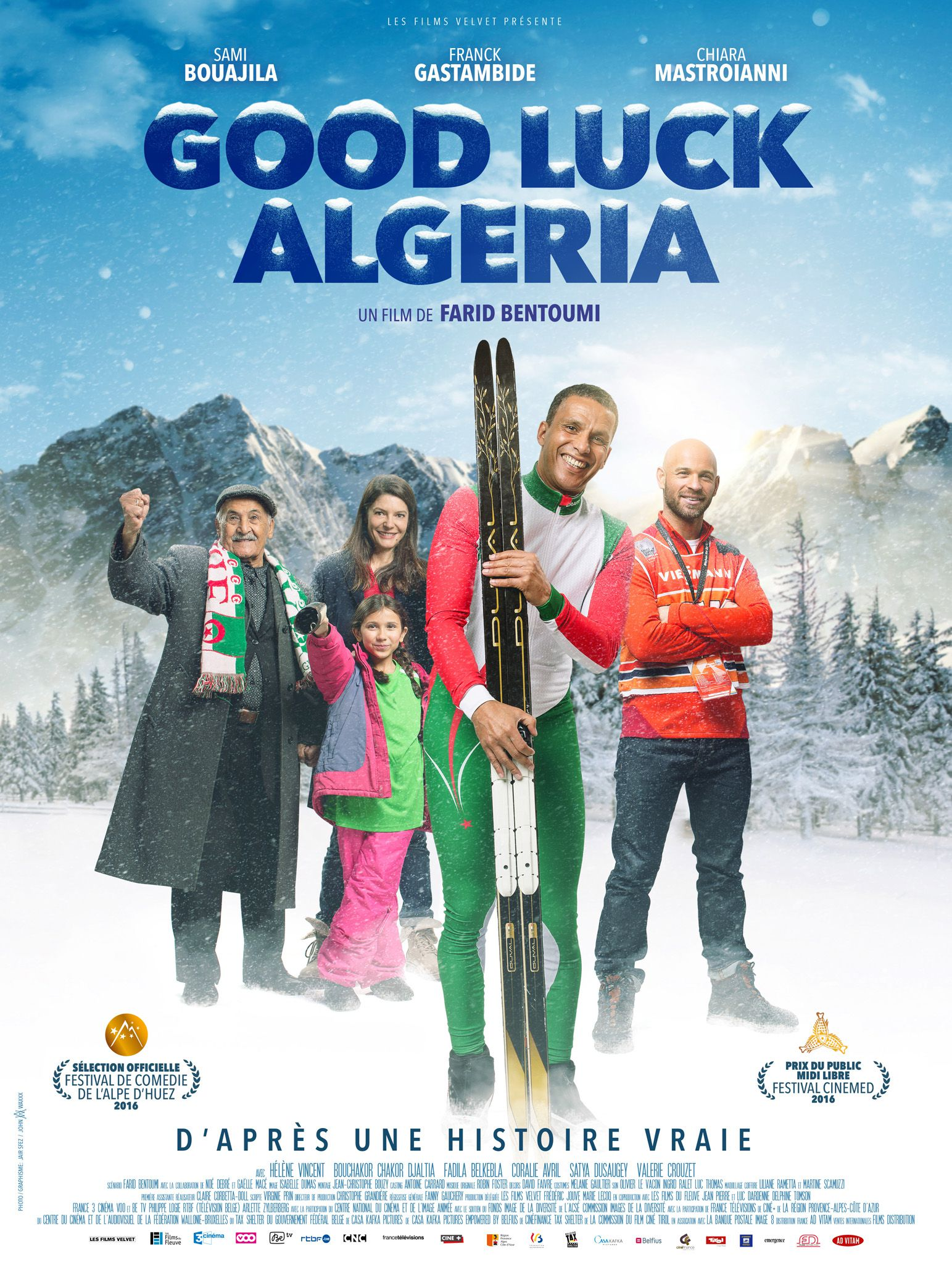 Good Luck Algeria - Film (2016)