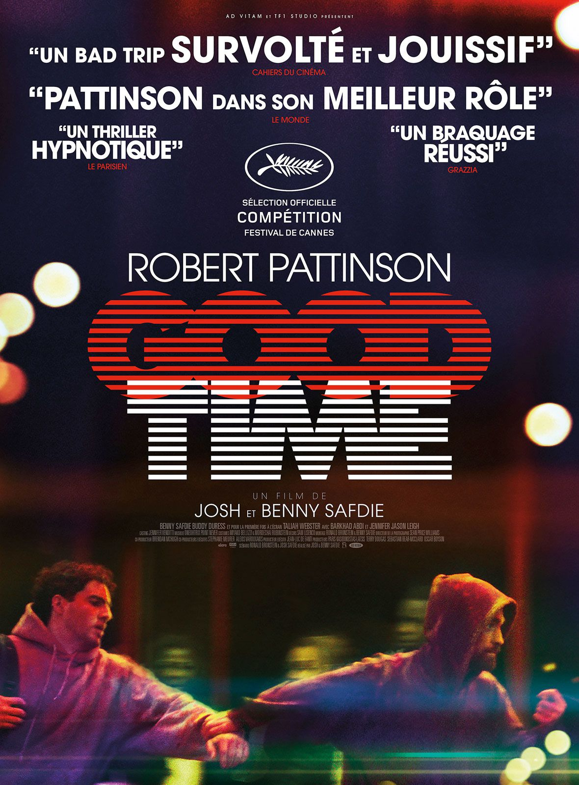Good Time - Film (2017)