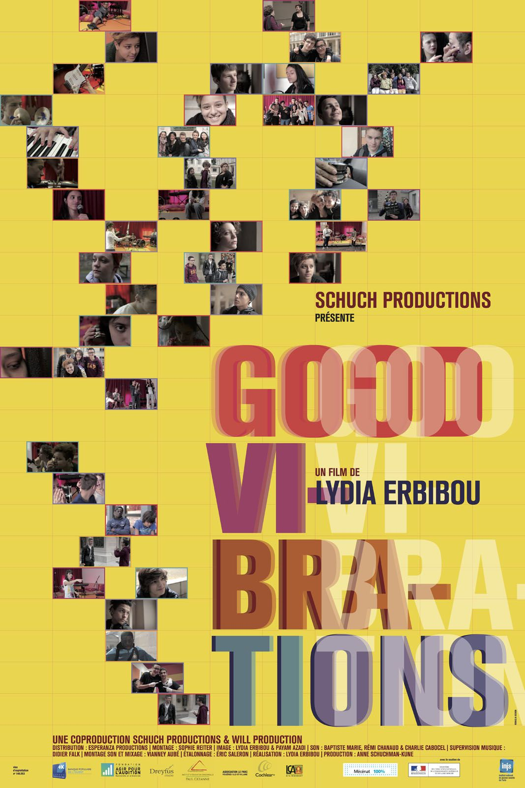 Good Vibrations - Documentaire (2017)