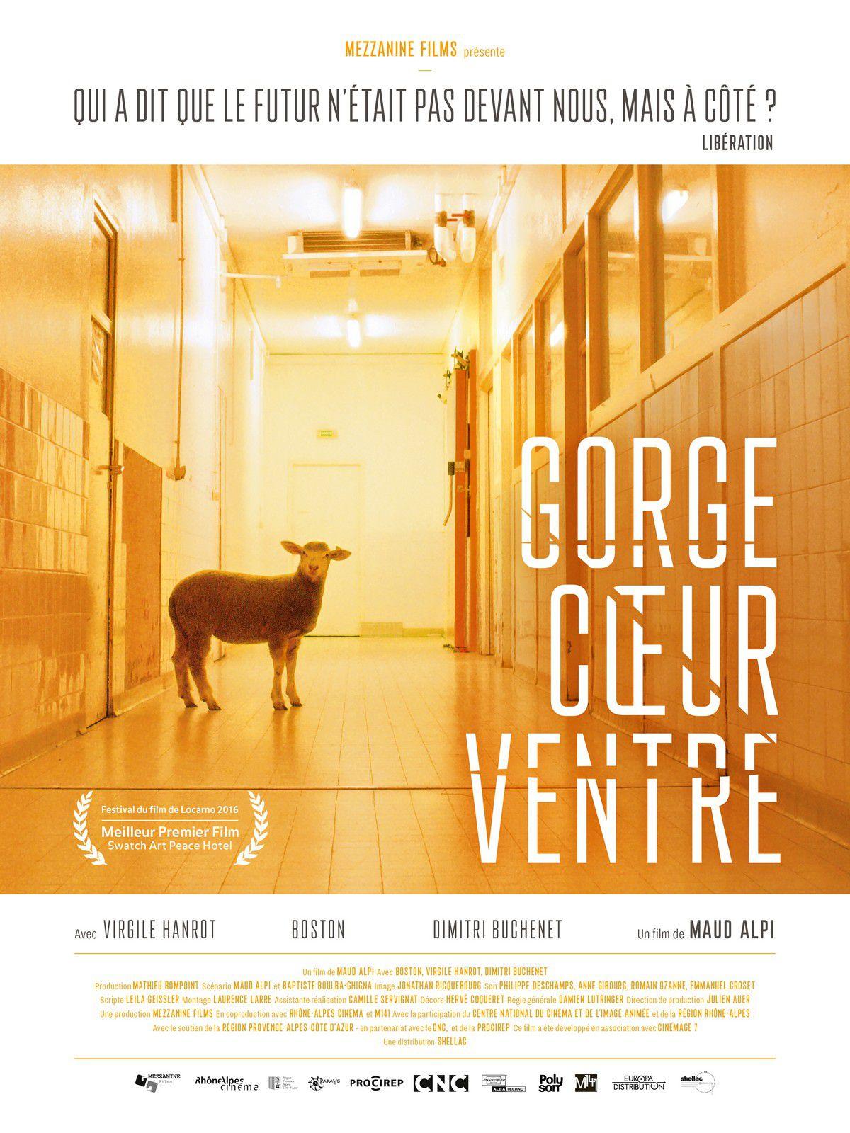 Gorge coeur ventre - Film (2016)
