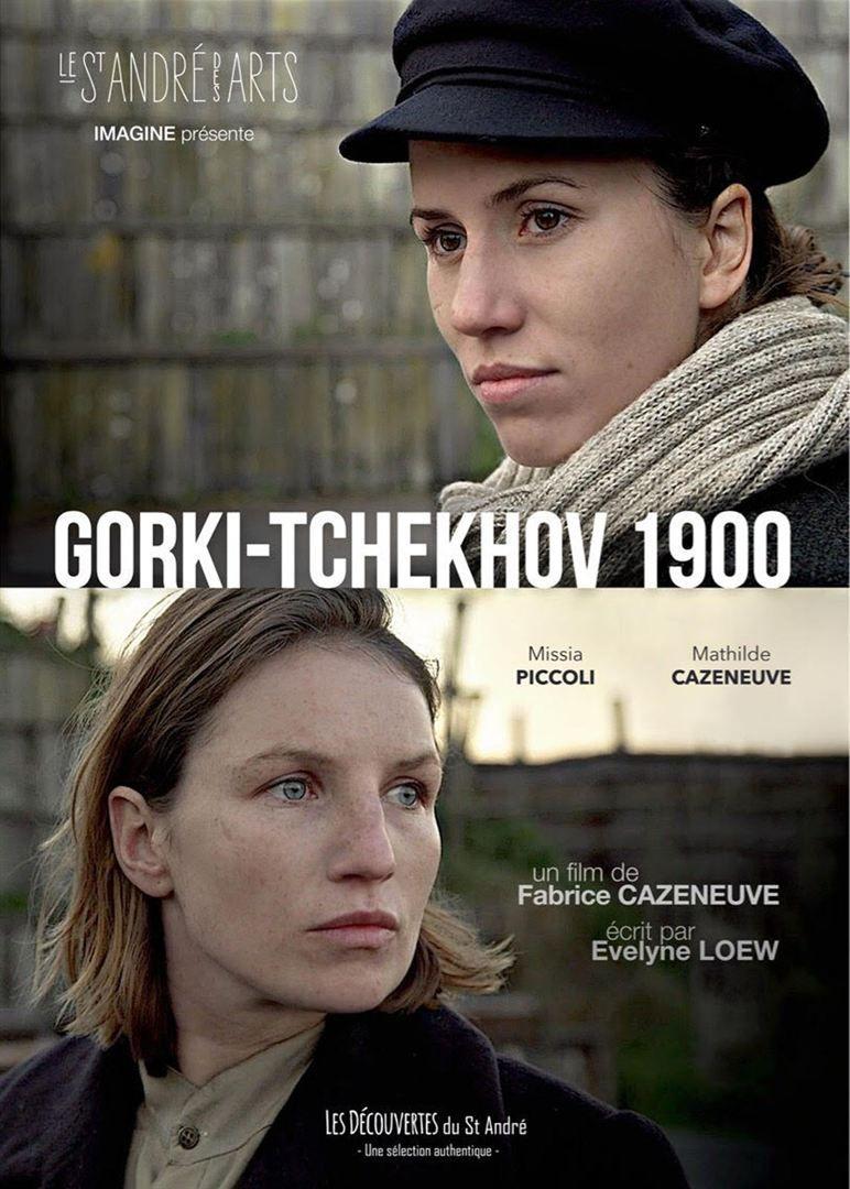 Gorki-Tchekhov, 1900 - Film (2017)