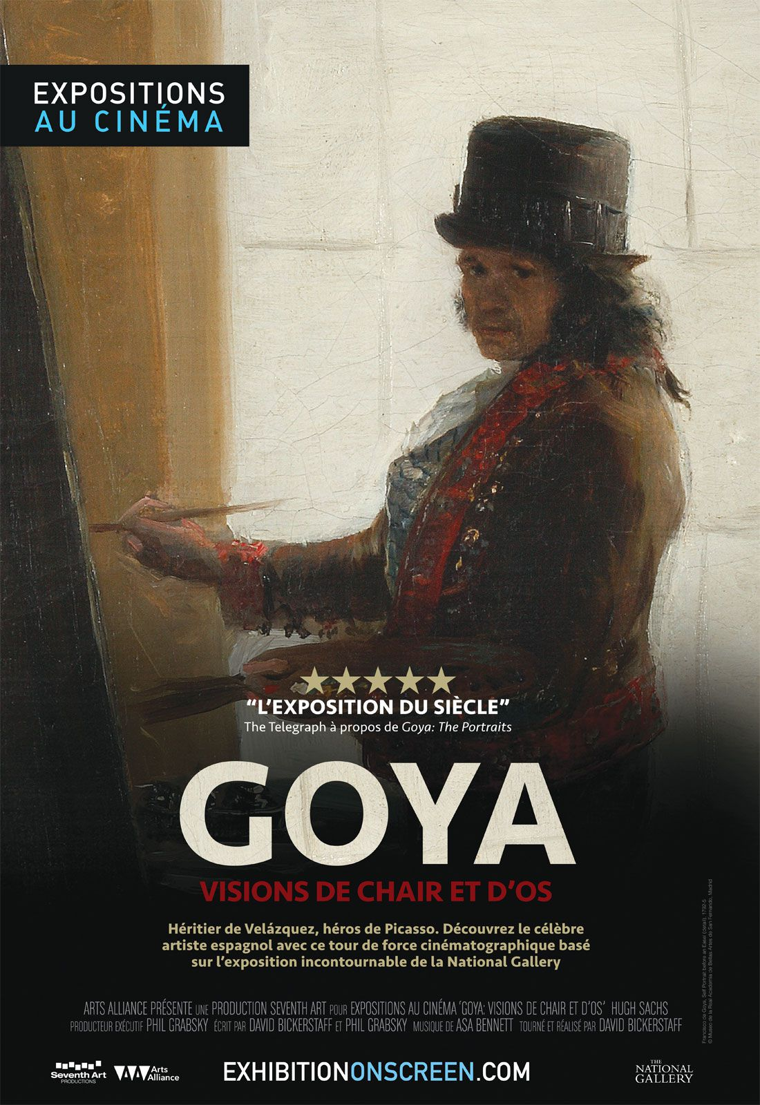 Goya: Visions of Flesh and Blood - Documentaire (2016)