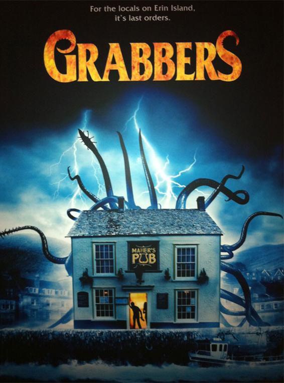 Grabbers - Film (2012)