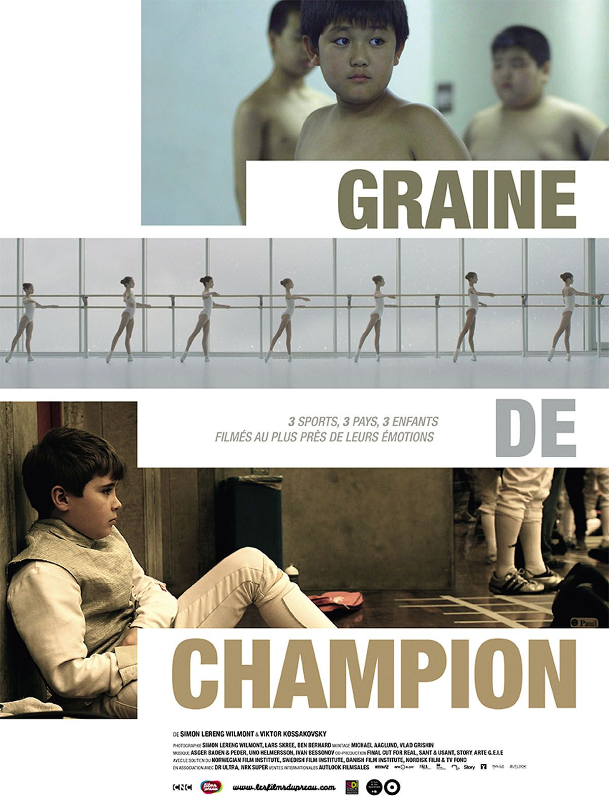 Graine de champion - Documentaire (2016)